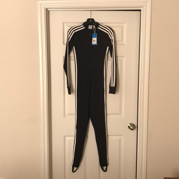 ccbba57189b4 NWT Adidas One-Piece Stage Suit - Size S